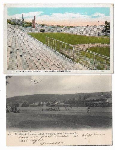 Postcards Lehigh University, Bethlehem  PA: 1907 Athletic Grounds & Stadium