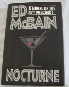 Ed-McBain-NOCTURNE-1st-Edition-1997-A-Novel-of-the-87th-Precinct