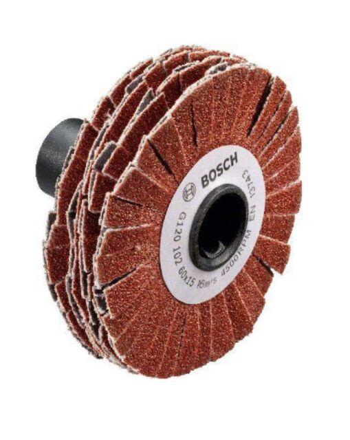 BOSCH flexible Schleifwalze SW 15 K80  für Bosch PRR 250 ES  1600A00154