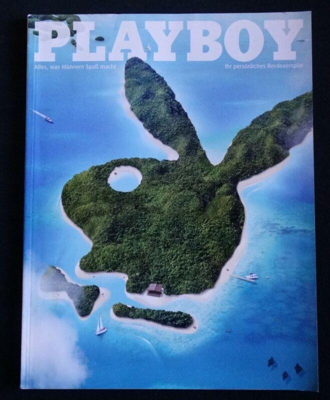 Playboy April 04/2014  Sonja Kirchberger