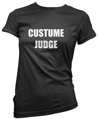 Kostüm Richter Kostüm Halloween Party Damen - Kostüm Richter Shirt