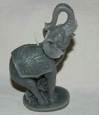 indischer Elefant,Kerze,Deko 12,5 cm (Kerze Figur)