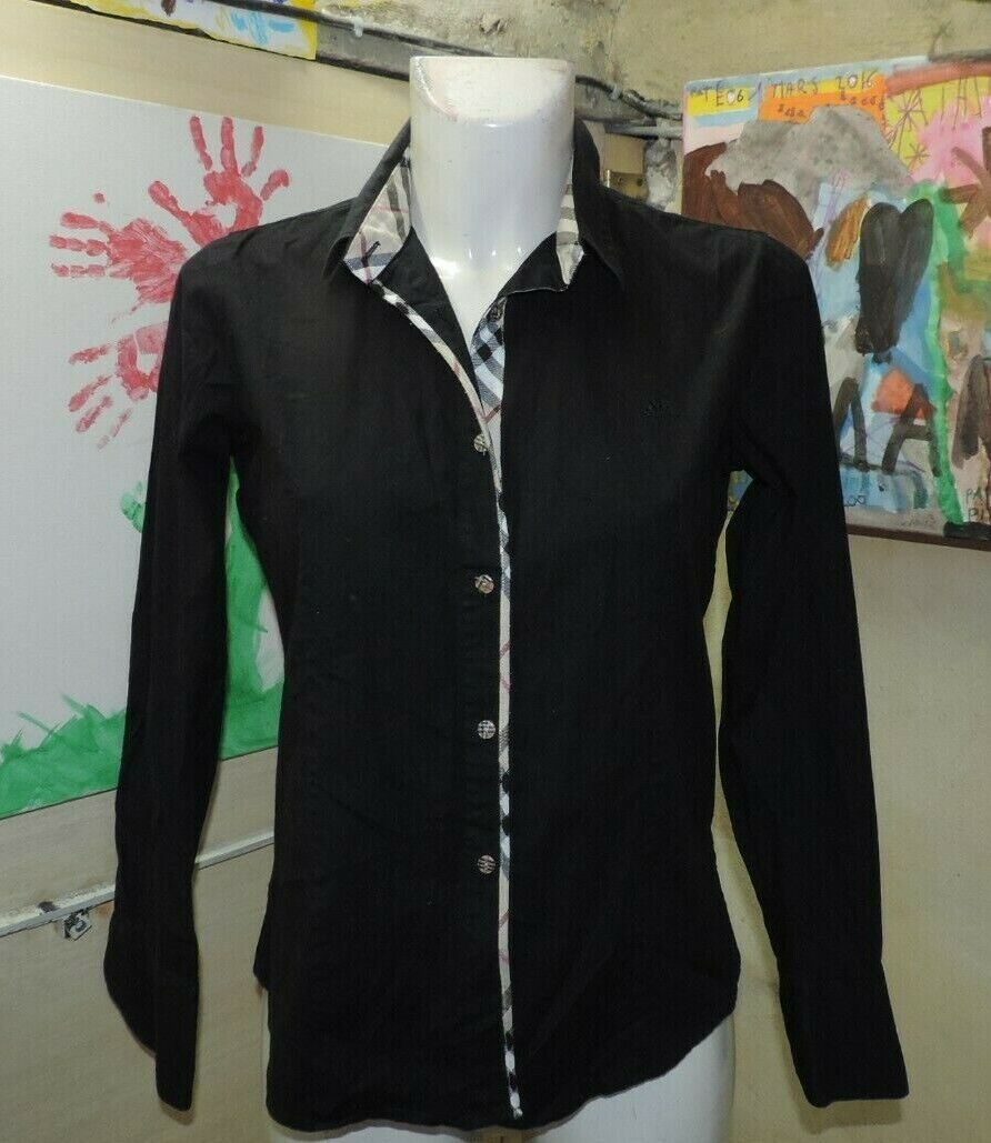 Chemise burberry taille m