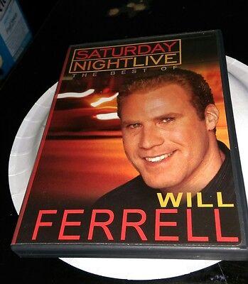 SNL Saturday Night Live The Best Of Will Ferrell DVD George W Bush Robert (Best Of George Bush)