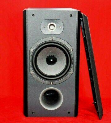 "FOCAL. JM lab Speaker Model 707S CHORUS 110w 8ohm Made in France 18"" Tall Black"
