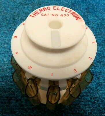 Thermo Scientific Sorvall Cw2. Oem Part - Thermo Electron Rotor Cat No 477