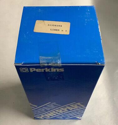 Genuine Oem Perkins 31358394 Slip Fit Cylinder Liner