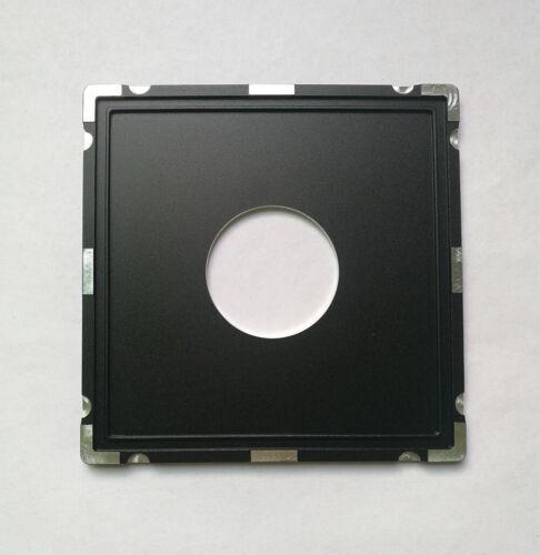 Sinar P3 lens board 99.5*99.5mm copal #0 or copal #1 or copal #3