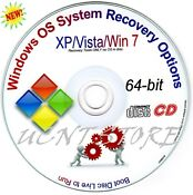 HP Windows Vista Recovery Disk
