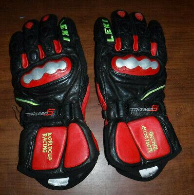 Black Kombi Scout Mens Winter Gloves Large NEW