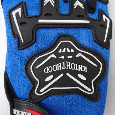 Junior Kid PW50 Bike Cycling Riding Scooter Gloves Full Finger MX BMX Dirt Glove