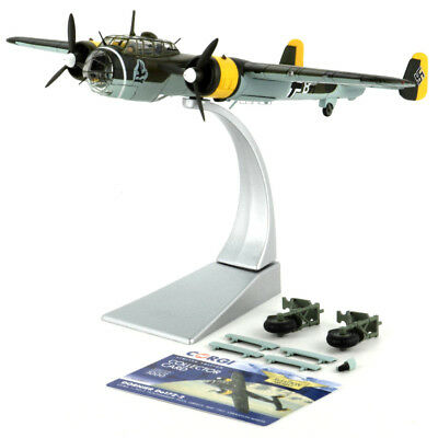 Corgi Dornier Do17Z-2 - May 1941 Operation Marita 1:72 Die-Cast Airplane AA38807