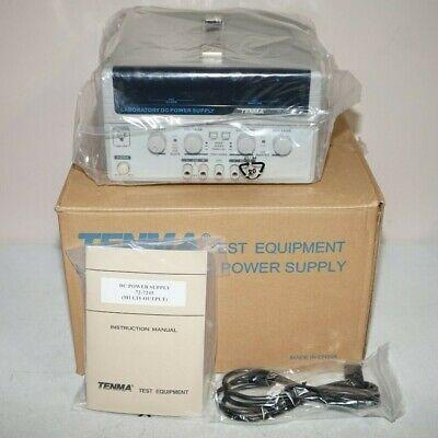 Tenma Laboratory Dc Power Supply 72-7245 C238