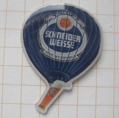 SCHNEIDER WEISSE  / KEHLHEIM .............Bier Ballon Pin (143c)