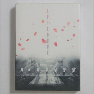 BTS Official 2016 HYYH Live On Stage Epilogue Concert DVD Set + Free Expedited