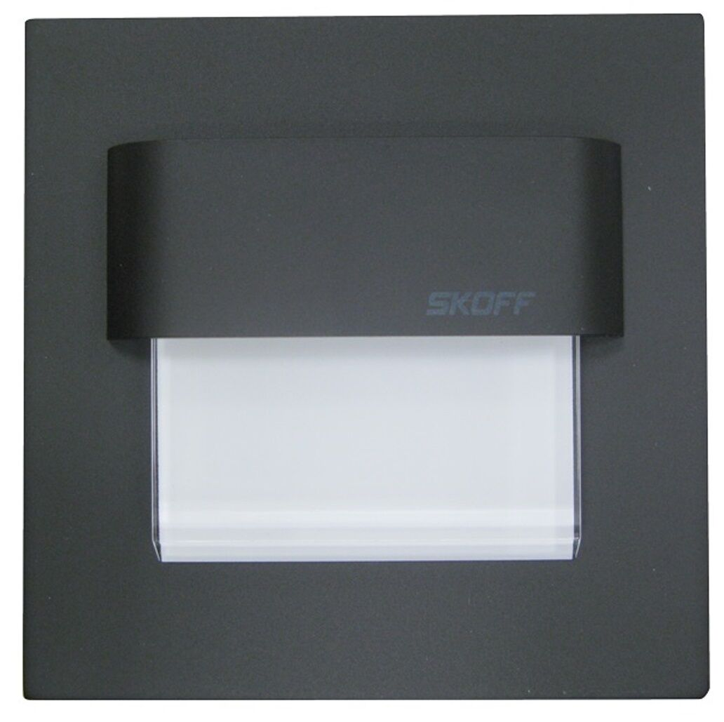 Set   Led Wand U0026 Treppenbeleuchtung Treppenlicht Tango Schwarz   Warm 230v  Ac