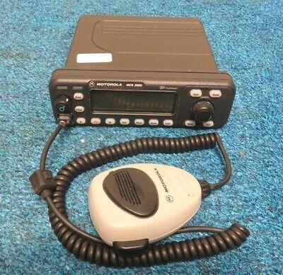 Motorola Mcs2000 Flashport Radio M01ugm6pw6bn M01hx822w