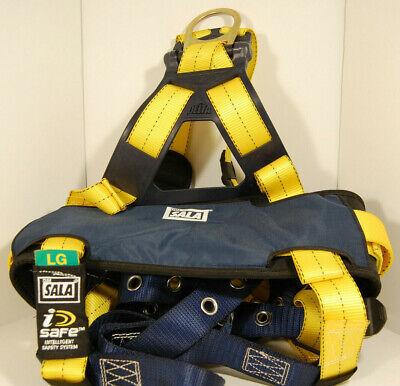 3m Dbi-sala Delta Isafe Vest-style Harness Size Large -new