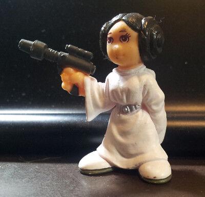 Star Wars Galactic Heroes PRINCESS LEIA figure white New Hope dress ANH - Princess Leia White Dress