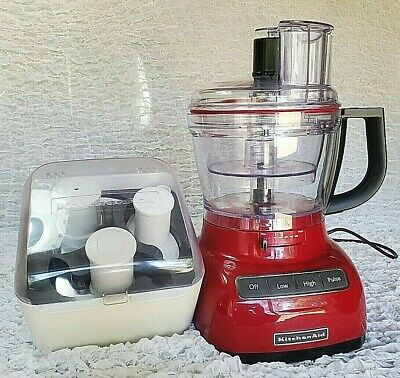 KitchenAid KFP1333 Food Processor 13 cup  with ALL ACCESORIES Included Buy Smart