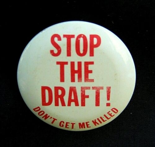 STOP THE DRAFT! ~ (DON