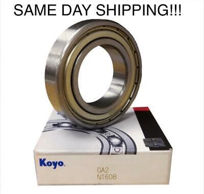 Koyo 6203 Zz Deep Groove Ball Bearings 17 X 40 X 12mm Same Day Shipping