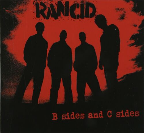 Rancid B Sides And C Sides CD (Factory Sealed)