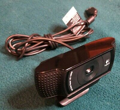 Logitech C920 1080p HD Pro Webcam V-U0028 860-000334 - FREE SHIPPING!