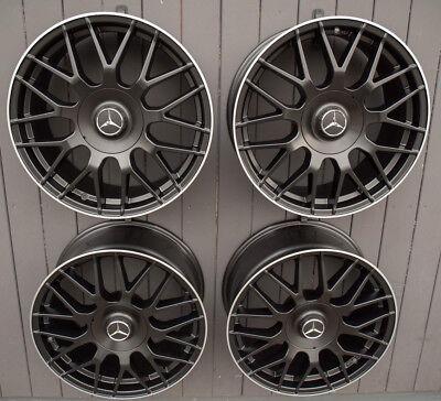 18 Zoll MW07 Felgen für Mercedes GLA AMG GLK S V Klasse Vito Audi A6 F2 A4 S4 C8