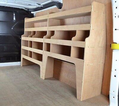 Ford Transit Custom Van Shelving Tool Storage Racking Package - WRK41-55
