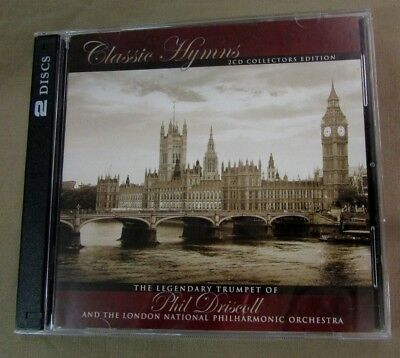 Classic Hymns PHIL DRISCOLL & London Philharmonic Orchestra 2 CD Collection