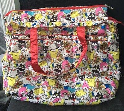 Ju-Ju-Be Tokidoki Hello Kitty Hello Sanrio  baby changing Diaper bag