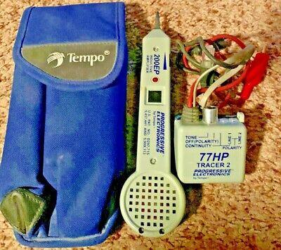 Tempo Tracer 2 Progressive Electronics 200 Ep