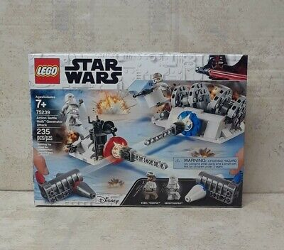 LEGO Star Wars: Action Battle Hoth Generator Attack (75239) #4092