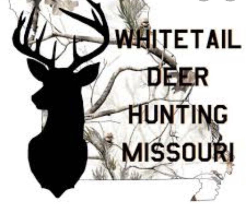 Missouri Whitetail deer hunt