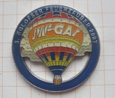 5. EGLOFSER FEUERZAUBER 2007 .......................Ballon - Pin (172a)