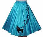 Satin Plus Size Skirts for Women