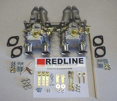 Dual 40 DCOE Weber Kit fits Datsun/Nissan L16 L18 L20 510 521 610 710 620