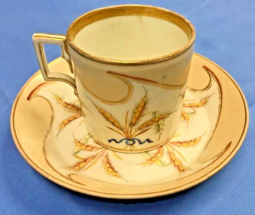 Original Vienna Cup and Saucer 1809