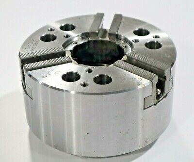 Tmx By Toolmex 3-781-0650 6.0 Large Bore 3-jaw Power Chuck A2-5 Xs045