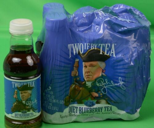 RUSH LIMBAUGH Two If By Tea Diet Blueberry DISCONTINUED SEALED NEW 3 Bottles