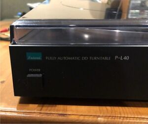 Sansui P-L40 Direct Drive linear track turn table
