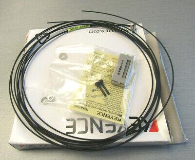 Keyence Fu-66tz Fiber Optic Sensor Head New