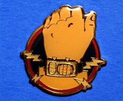 DICK TRACY MOVIE - SPECIAL WATCH - POLICE DETECTIVE - VINTAGE DISNEY LAPEL PIN
