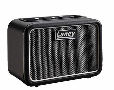 Laney MINI-ST-SUPERG Stereo Battery Powered Guitar Amplifier