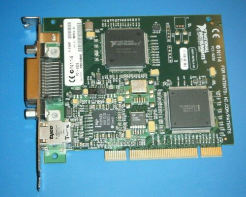NI PCI-8232 GPIB Controller and Gigabit Ethernet, National Instruments *Tested*