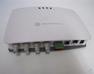 Motorola FX7400 RFID Reader 4 Ports, FX7400-42310A30-US, Zebra (No Power Supply)