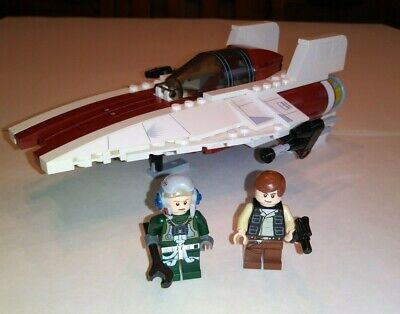 LEGO A-wing Starfighter 75003 (STAR WARS) COMPLETE (no instructions/box)