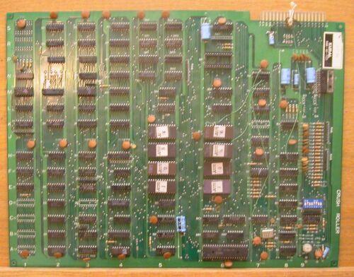 Pac-Gal PCB