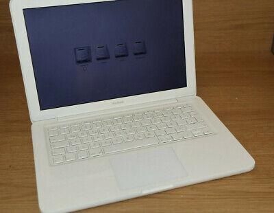 "Apple MacBook A1342 13.3"" MID 2010 2.4GHZ 2GB NVIDIA 320M 1TB HDD 10.13.4 #13"